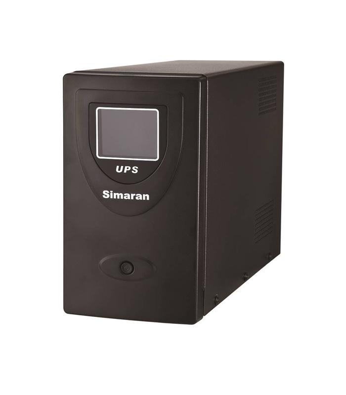یوپی اس شرکت سیماران مدل UL850AC،Line Interactive باتری داخلی