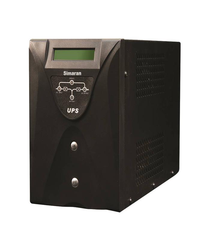 یوپی اس شرکت سیماران مدل UL3000APX،Line Interactive باتری خارجی