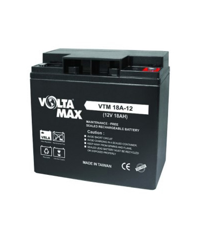باطری یو پی اس ولتا مکس 18A VoltaMax