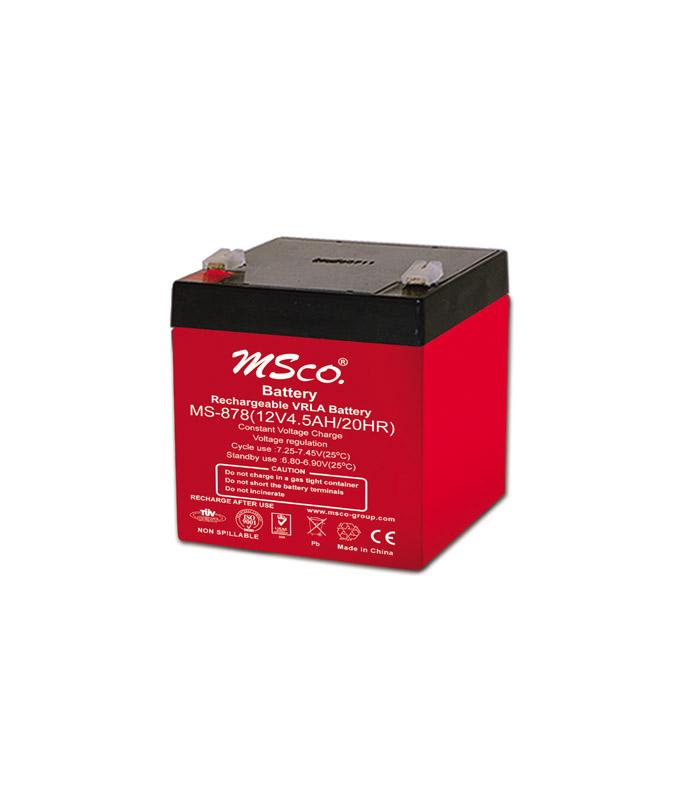 باتری خشک MSco