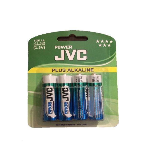 باتری قلمی پلاس آلکالاین جی وی سی