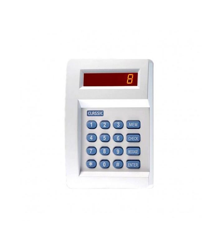 تلفن کننده 8 حافظه ساده و دارای آژیرخط ثابت کلاسیک