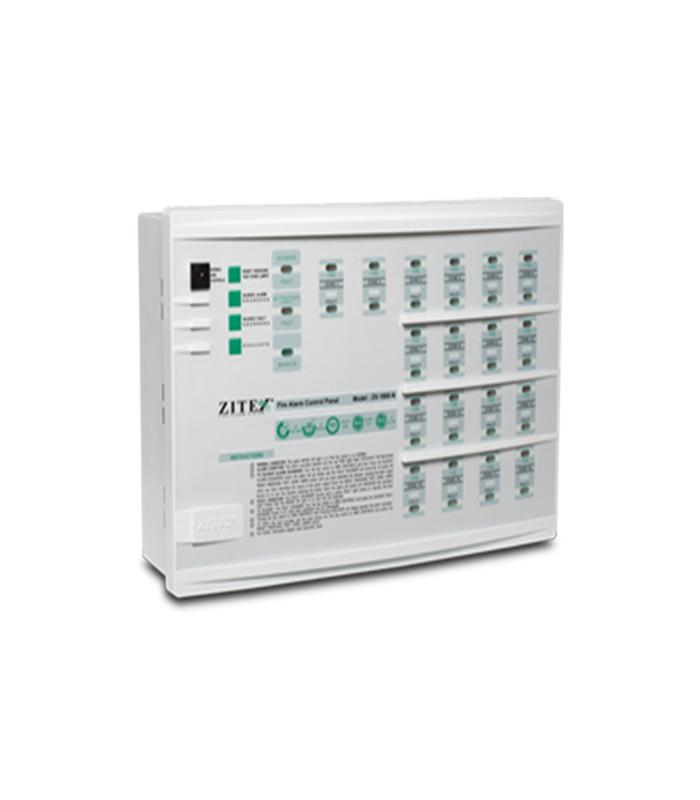 کنترل پانل اعلام حریق زیتکس2 زون ZITEX